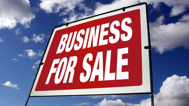 Is your business for sale every day?
